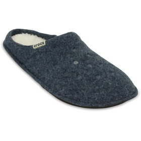Crocs Classic Slip-On-kengät, navy/oatmeal